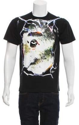 A Bathing Ape Short Sleeve Graphic T-Shirt