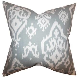 Baraka The Pillow Collection Ikat Throw Pillow The Pillow Collection