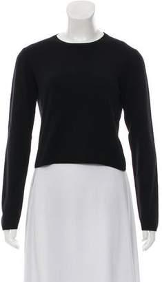 Prada Cashmere Long Sleeve Sweater