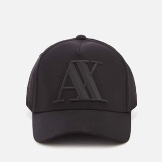 81f58151 Armani Exchange Men's Baseball Cap