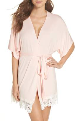 Plum Pretty Sugar Sweetheart Robe