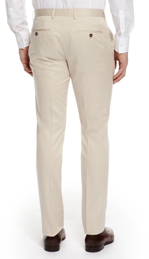 HUGO BOSS 'Genesis' | Slim Fit, Stretch Cotton Dress Pants by BOSS