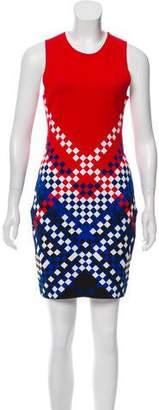 Alexander Wang Jacquard Mini Dress