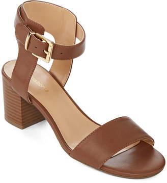 d0c2e9c8f96 Liz Claiborne Womens Eclipse Heeled Sandals