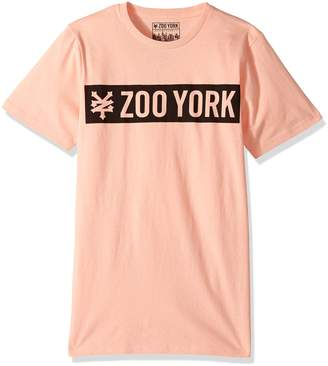 Zoo York Men's Straight Core Plus Short Sleeve Tee