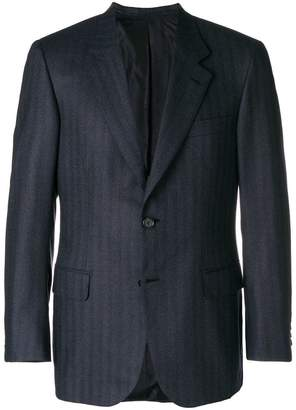 Brioni striped blazer
