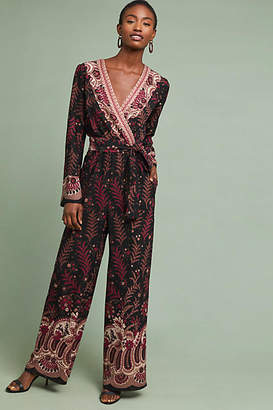 One September Breezeway Embroidered Jumpsuit