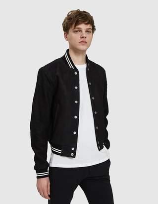 John Elliott Blackmeans Varsity Jacket