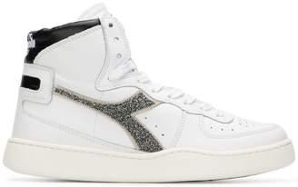Diadora Heritage hi-top sneakers