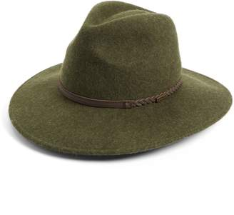 Barbour Tack Felted Wool Fedora