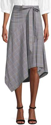 Camilla And Marc Women's Parkes Shirting Skirt