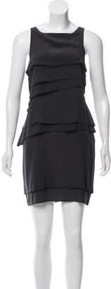 Vena Cava Sleeveless Ruffled Dress