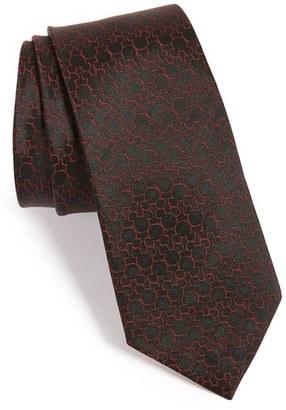 Men's Cufflinks, Inc. 'Disney - Mickey Mouse' Silk Tie $55 thestylecure.com