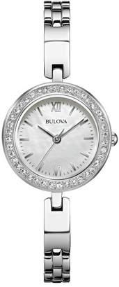 Bulova Women's Winslow Diamond Bracelet Watch, 19mm - 0.23 ctw