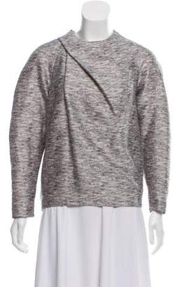 Alexander Wang Wool Long Sleeve Top