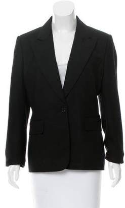 Tom Ford Wool Peak-Lapel Blazer w/ Tags