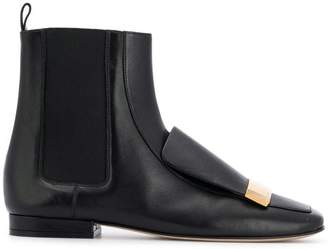 Sergio Rossi SR1 Beatles ankle boots