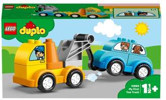 Lego Boys DUPLO Tow Truck Toys For Toddlers 10883