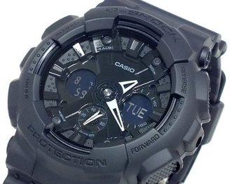 カシオ CASIO Gショック G-SHOCK 腕時計 GA120BB-1A