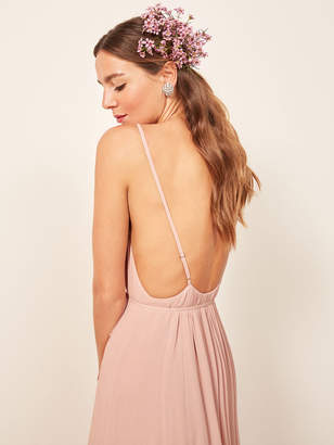 Reformation Callalily Dress