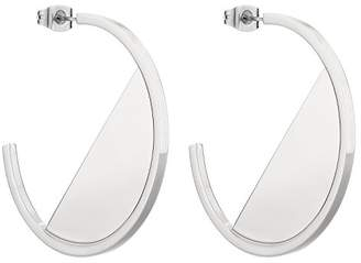 Liebeskind Berlin Women Stainless Steel Hoop Earrings - LJ-0235-E-40