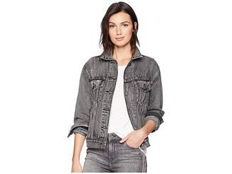 Levi's Womens Ex-Boyfriend Trucker Jacket