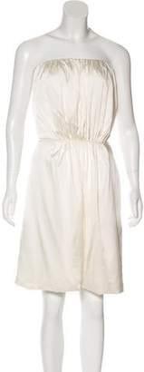 Miguelina Petula Silk Dress w/ Tags