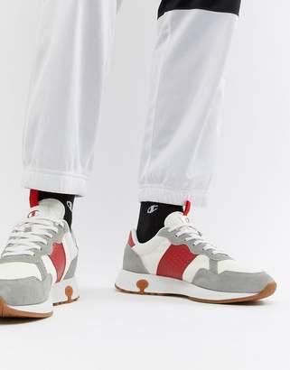 Champion VX Canvas Sneaker In White