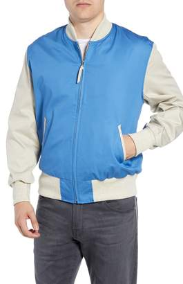 GoldenBear Golden Bear The Dupont Colorblock Varsity Jacket