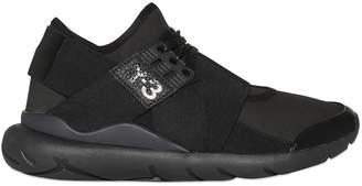 Y-3 Qasa Elle Lace Sneakers