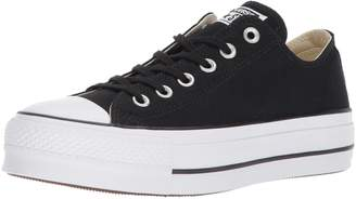 Converse Lift Canvas Low Top Sneaker, Black White