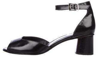 Rachel Comey Leather Ankle Strap Sandals