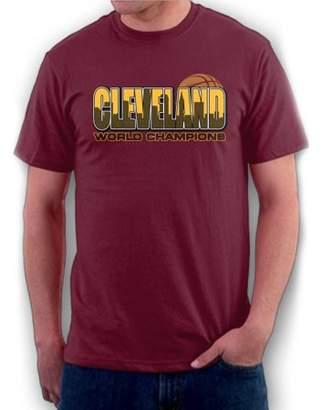 Champion 2016 NBA Cleveland City Champs 2X Large T-Shirt