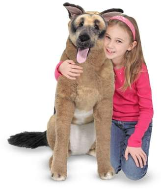 Melissa & Doug Oversized German Shepherd