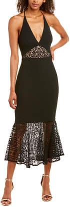 Style Stalker Stylestalker Galena Midi Dress