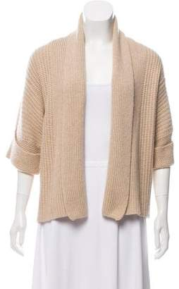 Twelfth Street By Cynthia Vincent Knit Open Front Cardigan