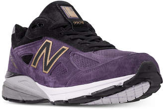 New Balance Men's 990 V4 Running Sneakers from Finish Line