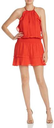 Parker Williame Silk Mini Dress - 100% Exclusive