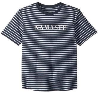 Spiritual Gangster Kids Namaste Short Sleeve Tee Boy's T Shirt