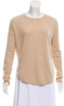 Zadig & Voltaire Gold Trim Cashmere Sweater