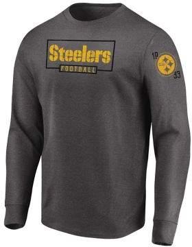 8bf5b8240184 Majestic Pittsburgh Steelers NFL Kick Return Tee