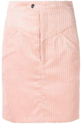 Isabel Marant high waisted corduroy skirt