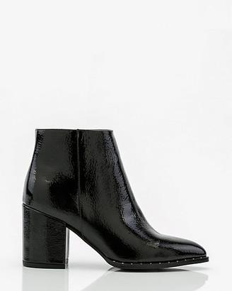 Le Château Patent Ankle Boot