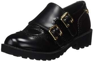 Xti Girls' 053828 Shoes Black Size: 10.5UK Child