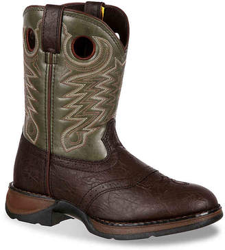 Durango Saddle Western Toddler & Youth Cowboy Boot - Boy's