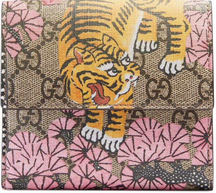 GucciGucci Bengal wallet