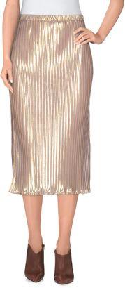 MOTEL ROCKS 3/4 length skirts $85 thestylecure.com