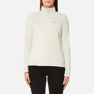 Jack Wolfskin Women's Gecko 1/4 Zip Fleece