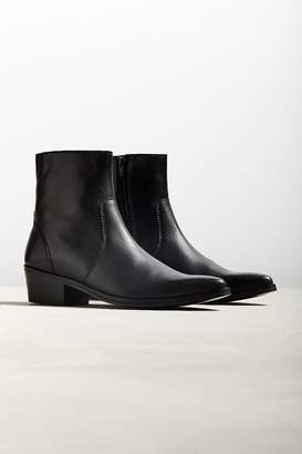 Urban Outfitters Western Leather Pointed Boot