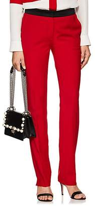 Derek Lam Women's Drake Stretch-Wool Trousers